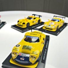 Slot Cars: MARCOS 600 LM DONINGTON 97 AMARILLO DORSAL 0. Lote 287974713