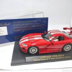 Slot Cars: FLY VIPER GTS-R IV SALON REF. E81. Lote 288308278