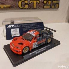 Slot Cars: FLY. BMW M3 GTR. MEIJERS MOTORSPORT 2004-05. REF. E-280. Lote 288710868