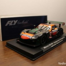 Slot Cars: MARCOS LM 600 CAMPEONATO ESPANA GT FLY SLOT REF 88137. Lote 288742258