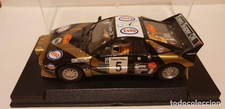 SCALEXTRIC LANCIA 037 RALLY CATALUÑA DE FLY REF.-88168 (Juguetes - Slot Cars - Fly)