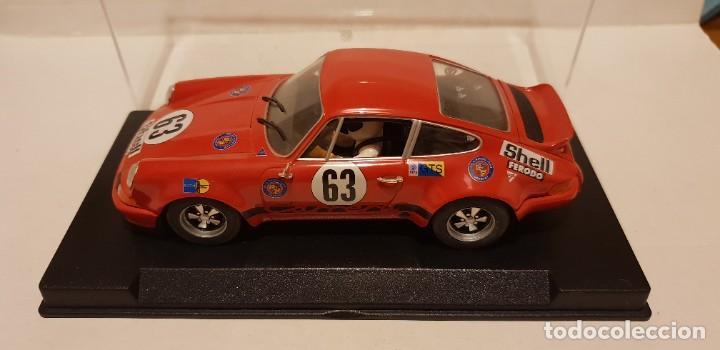 SCALEXTRIC PORSCHE 911 CARRERA 24H LE MANS 1973 DE FLY REF.-88140 (Juguetes - Slot Cars - Fly)