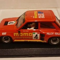 Slot Cars: SCALEXTRIC RENAULT 5 TURBO MOMO DE FLY REF.-88188. Lote 289533468