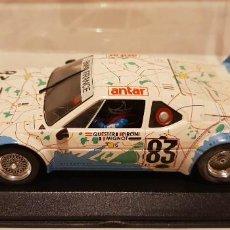 Slot Cars: SCALEXTRIC BMW M1 PLE MANS 1980 DE FLY REF.-88172. Lote 289534238