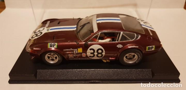 SCALEXTRIC FERRARI 365 GTB/4 DAYTONA 24H LE MANS 1972 DE FLY REF.-88111 (Juguetes - Slot Cars - Fly)