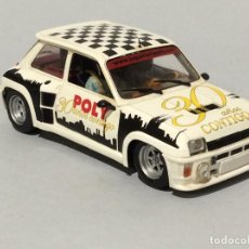 Slot Cars: FLY RENAULT 5 POLY. Lote 289558793