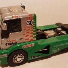 Slot Cars: SCALEXTRIC CAMION MAN JARAMA FIA ETRC 2003 DE FLY REF.-08023. Lote 289731203