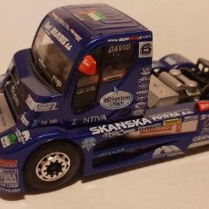 Slot Cars: SCALEXTRIC CAMION BUGGYRA DE FLY REF.-08031. Lote 289731373