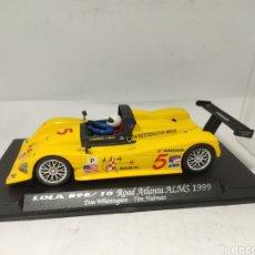 Slot Cars: FLY LOLA B98/10 ROAD ATLANTA ALMS 1999. Lote 289734163