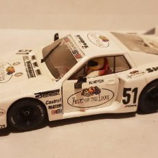 Slot Cars: SCALEXTRIC LANCIA BETA DE FLY. Lote 290155348
