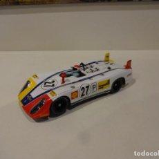 Slot Cars: FLY. PORSCHE 908 FLUNDER LH. 3º LE MANS 1970. REF. C-49. Lote 290814198