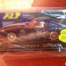 Slot Cars: DODGE VIPER GTS-R DAYTONA 96 REF A2 NUEVO. Lote 293439608