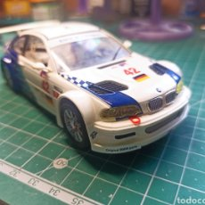 Slot Cars: FLY A284 BMW M3 GTR #42 ALMS PETIT LE MANS 2001. Lote 294094828
