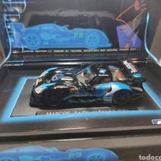 Slot Cars: FLY MARCOS S.OLIVER SPORT 2001 EDICIÓN LIMITADA. Lote 295526678