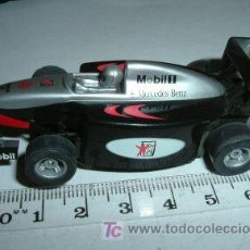 Slot Cars: TYCO MCLAREN F-1 MUY BIEN MAGIC CARS. Lote 10872346