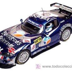 Slot Cars: FLY DODGE VIPER GTS-R BARCELONA. Lote 27185011