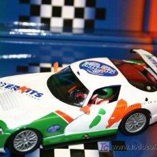 Slot Cars: FLY DODGE VIPER GTS-R 10º ANIVERSARIO DE INTERKITS SERIE LIMITADA MAGIC CARS. Lote 26469565