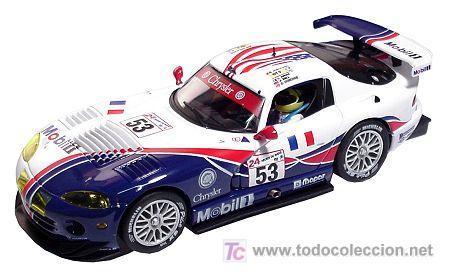 FLY CHRYSLER VIPER GTS-R 24 H.DE LE MANS Nº 53 1/32 MAGIC CARS TEAM ORECA-MAGIC CARS (Juguetes - Slot Cars - Magic Cars y Otros)