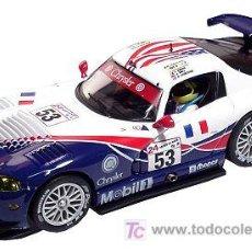 Slot Cars: FLY CHRYSLER VIPER GTS-R 24 H.DE LE MANS Nº 53 1/32 MAGIC CARS TEAM ORECA-MAGIC CARS. Lote 10417198