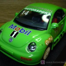 Slot Cars: SUPERSLOT - H2234 - VW BEETLE MOBIL1. Lote 26349020