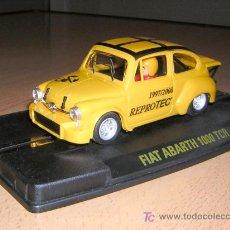 Slot Cars: FIAT ABARTH 1000 TRC DE REPROTEC SERIE LIMITADA 3ER ANIVERSARIO. Lote 6913816