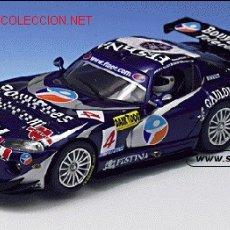 Slot Cars: FLY CHRYSLER VIPER GTS-R BARCELONA FIA GT 2003 1/32 -MAGIC CARS. Lote 10374569