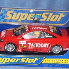 Slot Cars: OPEL DTM TV TODAY - SUPERSLOT - SCALEXTRIC. Lote 18671174
