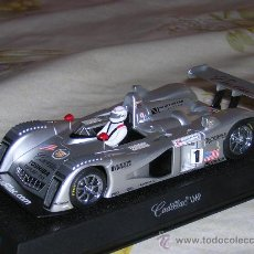 Slot Cars: CADILLAC LMP NORTHSTAR DE SUPERSLOT CON LUCES - DESCATALOGADO. Lote 26574328