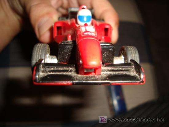COCHE PISTA, FORMULA 1 , CHAMPION (Juguetes - Slot Cars - Magic Cars y Otros)