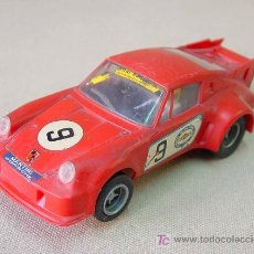 Slot Cars: SLOT CAR SCALEXTRIC, PORSCHE CARRERA TURBO, REF: C - 105, MARTINI . Lote 24871623