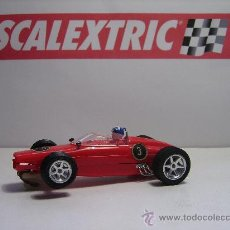Slot Cars: FERRARI F1 AÑOS 60, . MADE IN ITALY. . Lote 27427306