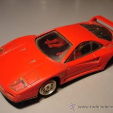 Slot Cars: HORNBY HOBBIES COMPATIBLE SCALEXTRIC FERRARI F40. Lote 26266465