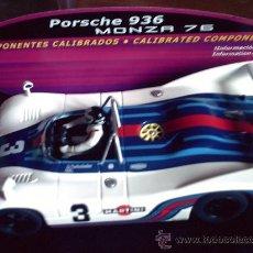 Slot Cars: PORSCHE 936 MARTINI MONZA CON COMPONENTES CALIBRADOS DE SPIRIT. Lote 240872780