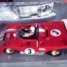 Slot Cars: 400103 - FERRARI Nº3 DE MONZA 1972 - BRIAN REDMAN - DE SLOTER. Lote 261957570