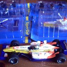 Slot Cars: RENAULT F1 R27 Nº3 EN KIT PARA MONTAR DE SUPERSLOT. Lote 170557256