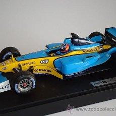 Slot Cars: SUPERSLOT RENAULT R23 FERNANDO ALONSO (NUEVO Y EN CAJA). Lote 27001818