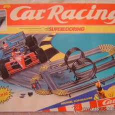 Slot Cars: CAR RACING SUPERLOOPING. Lote 25273045