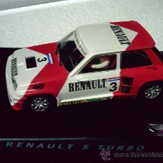 Slot Cars: RENAULT 5 TURBO DECORACION MALBORO - DE SPIRIT. Lote 161001769