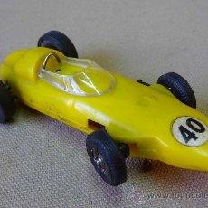 Slot Cars: RARO SLOT CAR, JOUEF, BRM, FORMULA 1, FABRICADO EN ESPAÑA, . Lote 33654441