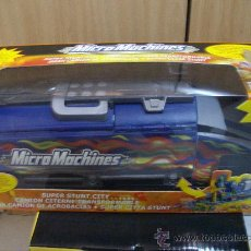 Slot Cars: CAMION MICROMACHIN. Lote 27561307