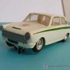 Slot Cars: FORD CORTINA LOTUS TWIN CAM - AIRFIX 1/32 MADE IN ENGLAND AÑOS 60/70 . Lote 27439831