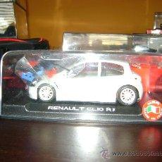 Slot Cars: RENAULT CLIO R3 DE NSR UNA MAQUINA. Lote 113256895
