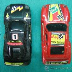 Slot Cars: COCHES DE PISTA . Lote 28976377