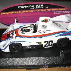 Slot Cars: PORSCHE 936 Nº20 DE LE MANS 78 CON COMPONENTES CALIBRADOS DE SPIRIT. Lote 211949146