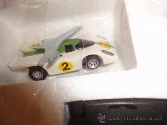 Slot Cars: CIRCUITO COCHES AFY GX1100 COMANSI - Foto 4 - 42846098