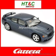 Slot Cars: DODGE CHARGER SRT 8 HEMI 2006 STREET CAR DIGITALIZABLE CARRERA EVO 27251. Lote 29388919