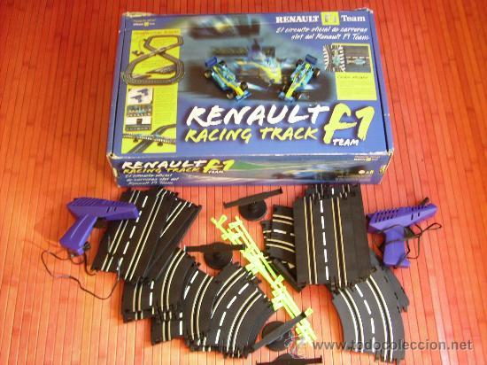 SLOT RENAULT F1 TEAM. (Juguetes - Slot Cars - Magic Cars y Otros)