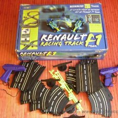 Slot Cars: SLOT RENAULT F1 TEAM.. Lote 29587047