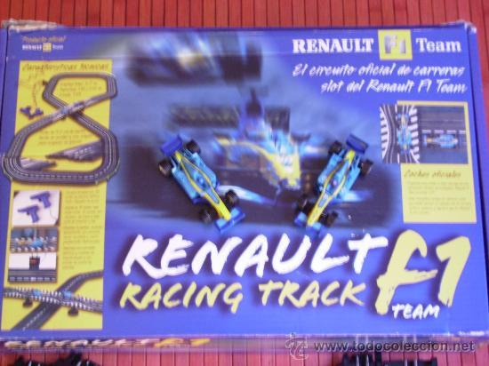 Slot Cars: SLOT RENAULT F1 TEAM. - Foto 2 - 29587047