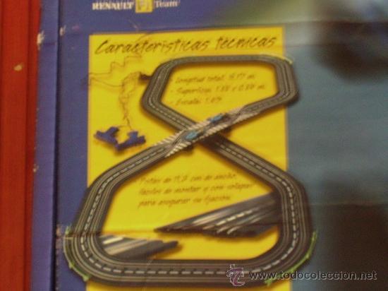 Slot Cars: SLOT RENAULT F1 TEAM. - Foto 3 - 29587047
